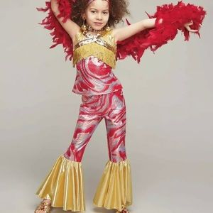 Chasing Fireflies Disco Darling Halloween Costume